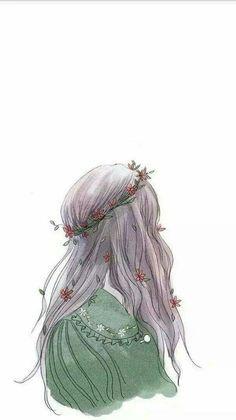 cute, anime y sweet imagen en We Heart It Cover Wattpad, Character Illustration, Illustration Art, Tmblr Girl, Beautiful Anime Girl, Anime Art Girl, Anime Girls, Sad Girl Art, Sad Girl Drawing