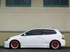 Honda Civic Hatchback Si Interior