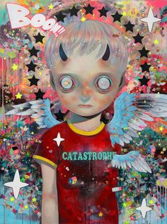 "Hikari Shimoda Discusses Her Latest Starry-Eyed Portraits in ""Recycling Humanity"" 