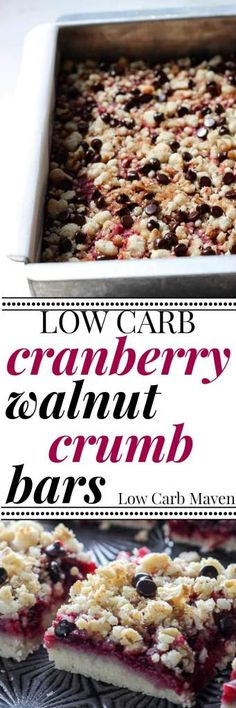 cranberry curd bars with walnut shortbread crust cranberry curd bars ...
