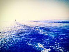 Sea Ship Travel Blue