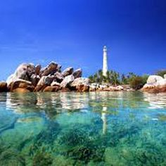 welcometobangkabelitung: Matras Beach