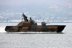 Norwegian Navy. Skjold Class Corvette