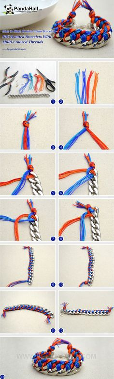 Diy Very Beautiful Bracelet | DIY & Crafts Tutorials