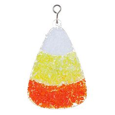 SWITCHABLES-fused-glass-night-light-cover-Halloween-Candy-Corn-SW-F570