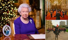 'You are not alone': Queen offers message of comfort | Daily Mail Online