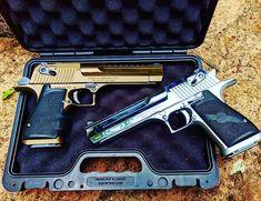 1 Eagle 2 Eagle Desert Eagle, 2nd Amendment, Katana, Hand Guns, Weapons, Nice, Pistols, Firearms, Weapons Guns