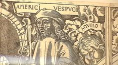 It's not precisely clear why a 16th century German cartographer chose to honor the Italian explorer Amerigo Vespucci by naming a land mass after him instead of Christopher Columbus, who historically g