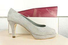 #Platform #pumps #shoes #scarpe #schuhe #chaussures #sabates #oinetakoak #moda #fashion #zapatos #madrid #custommade www.jorgelarranaga.com