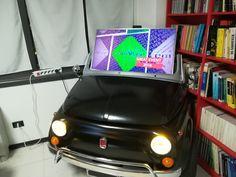 Fiat 500 Fiat 500, Arcade Games, Car, Automobile, Autos, Cars
