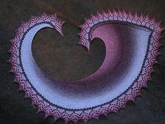 Ravelry: Tuch / shawl *LazyKaty* pattern by Birgit Freyer