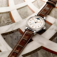 SIHH 2017: IWC Introduces the Redesigned, And Round, Da Vinci