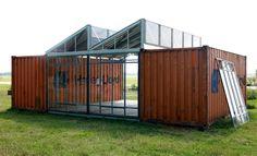 """Bauhaus re use""-Projekt inTempelhof"
