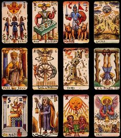 Tarot astrology is the system through which a reading of the cards in a tarot deck help you through troubled times by offering a reflection on your past, Divination Cards, Tarot Cards, Tarot Astrologico, Symbolic Art, Art Carte, Tarot Learning, Tarot Card Decks, Tarot Spreads, Oracle Cards