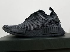 Adidas NMD Friends and Family Pitch Black S80489
