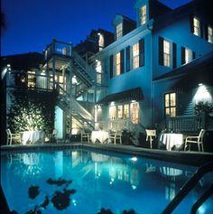 Marquesa Hotel in the Key West, Florida.