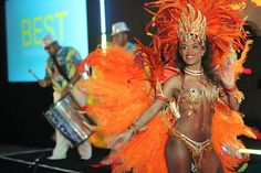 Brazilian Samba - Encyclopedia of DanceSport
