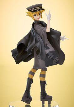 Senbonzakura feat. Hatsune Miku figurine 1/8 Kagamine Len Senbonzakura FREEing