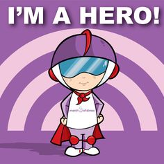 Today is, Be a Hero for Babies Day! From the March of Dimes June 21st 2012