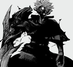 One Eyed King | Tokyo Ghoul:re