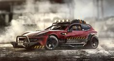 Ferrari FF metal Mash wallpaper by yasiddesign on DeviantArt
