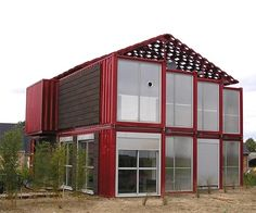 shipping container houses | Eco Container Home | Shipping Container Homes, Cargotecture, Eco ...