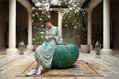 Gypsy style#boho spirit Gypsy Style, Bohemian Style, Boho Chic, Glamour, Boho Fashion, Latest Trends, June, Spirit, Dresses