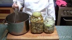 Грибы маринованные - рецепт приготовления: подробный фото-рецепт и видео рецепт