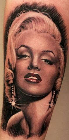 Celebrites Tattoo by Electric Linda?