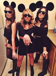 Halloween Three blind Mice Costumes