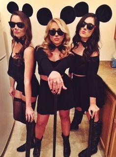 Halloween Three blind Mice Costumes