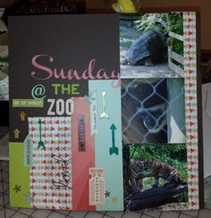 Sunday At the Zoo by juliee at @Studio_Calico