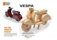 Vespa Plan Set