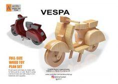 Vespa Plan Set