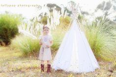 little indian girl - love the light