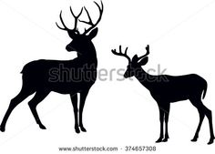 Animal Silhouette Collection Stock Photos, Images, & Pictures | Shutterstock