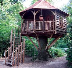 treehouse home offic