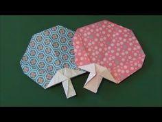 """「ゆかた」折り紙""""Yukata""""origami - YouTube"""