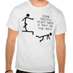 Funny shirts? We have them! If you're looking for crazy shirts for men, or custom t shirts for women, you've come to the right place. Whenever we find a cool t shirt design, we add it to our collection of tees with funny quotes, and humorous savings, as w