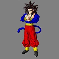 Goku alternative costume by on DeviantArt Goku And Vegeta, Son Goku, Dragon Ball Image, Dragon Ball Z, Street Fighter Tekken, Dbz Super Saiyan, Ben 10, Anime Art, Snow White