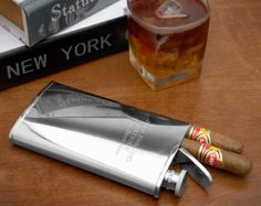 Fancy - Cigar Flask