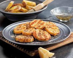 Herb Parmesan Potatoes Recipe - T-fal