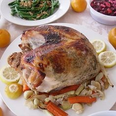 Brined Turkey Breast by Belachan