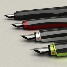 Bluetooth pens that send texts and emails. I am in love with turning random objects into technology. More wearables!