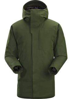 Therme Parka Men's A masterpiece of urban style combining fully waterproof and…