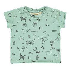 Soft Gallery Ashton Organic Cotton T-Shirt-product
