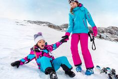 "Reima wants to encourage kids to be playful and explore the outdoors! These ""Roxana"" and ""Moirana"" jackets protect your kids from the wind, rain and snow."