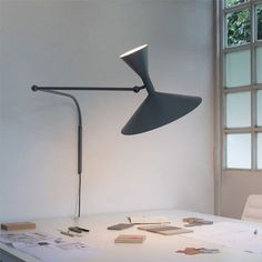 Original 1952 Designed Adjustable Wall Lamp