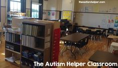 Autism Helper Classroom Photos by theautismhelper.com