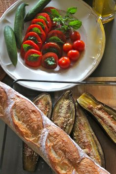 legume d'ete プロヴァンスの夏野菜